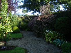 Landscape Maintenance Walled Fruit Garden Wicklow