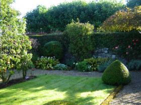 Landscape Maintenance Walled Garden Wicklow