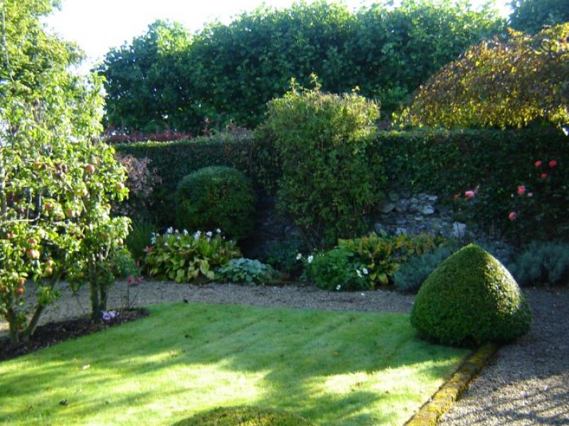 Landscape Maintenance Walled Garden Wicklow